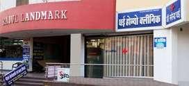 SHOP FOR RENT IN RAJUL LANDMARK INFRONT OF JBP HOSPITAL NAPIER TOWN