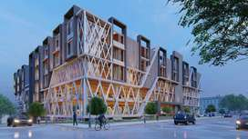 106 sqft. Shop available on First Floor Mobile Market in Rabi Center