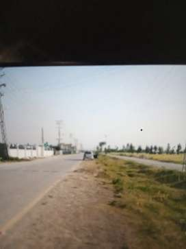 Commercial plot near industrial state
