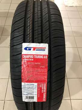 Promo Ban GT Radial 225/60 R18 Champiro Touring AS