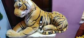 Soft toy tiger