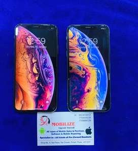 iPhone XS 256GB Gold & Silver In Clean Condition At Lowest Price