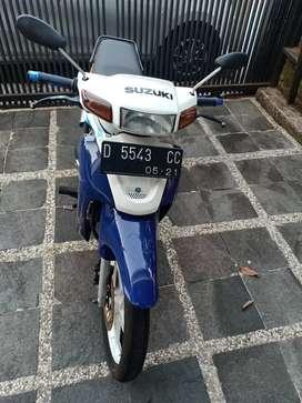 Jual Suzuki Satria 120R thn 2001
