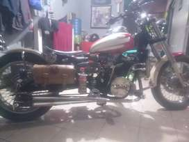 Moge 150 bore up 200cc
