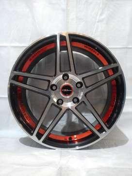 tersedia velg racing pro racing ring17x7.5 pcd5x114.3 buat innova