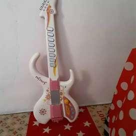 Preloved gitar mainan anak