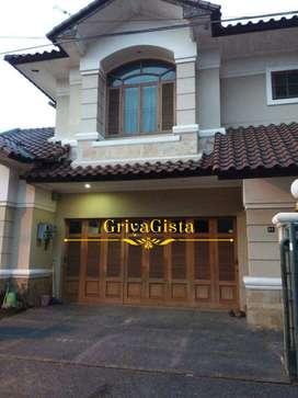 Rumah Second Mewah dan Luas ,Strategis di Cipinang Muara,Jakarta Timur