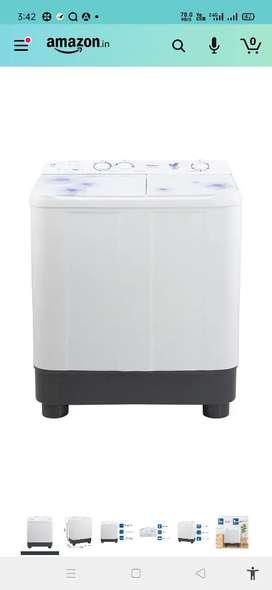 New washing machine at half price