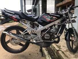 Kawasaki Ninja ss 2 Tak 150cc full Original thn 2009