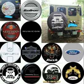 Cover/Sarung Ban Serep Mobil Sidekick/Toyota Rush/Terios/Panther buat