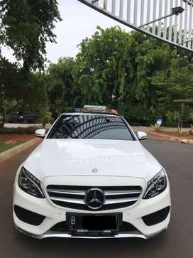 Mercedes-benz C250 AMG 2017