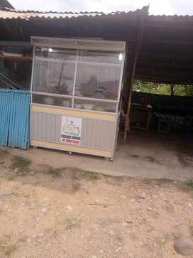 Pondok makan ampera