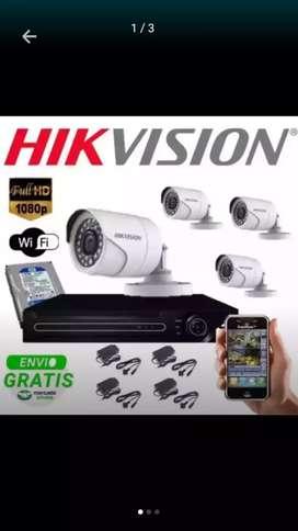 Bayar Di Tempat*Stelah Beres Pemasangan [Paket Kamera CCTV fullset].