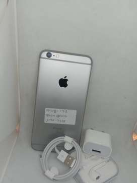 IPHONE 6+64GB EXCELLENT WORKING WITHOUT DENT WITHOUT SCRATCH