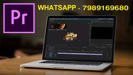 Video Editor And Photo shop designer