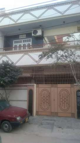 House for sale an Ideal location sector 10 at North Karachi