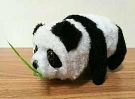 Mainan Boneka Panda Bisa Bergerak