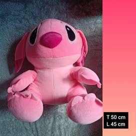 Boneka sticth pink