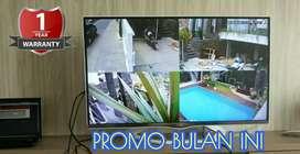 Paket 4Ch CAMERA CCTV Online FUll HD (Gratis Pasang) murah SEJABOTABEK