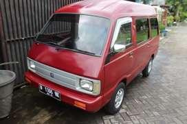 Suzuki carry jumbo adiputra 1989