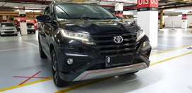 Toyota Rush TRD AT 2018 km 16 ribu sperti baru