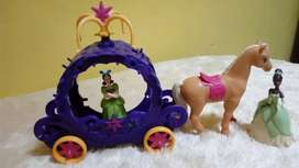 Kereta kuda barbie
