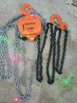 CHAIN BLOOK  1TAN