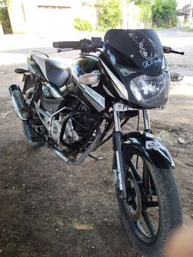 Pulsar 150 39000 rs only argent sale