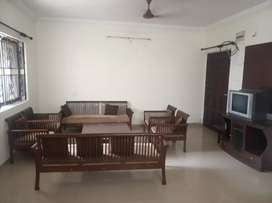3BHK FULLY FURNISHED FLAT FOR RENT ON SHANKAR NAGAR MAIN ROAD