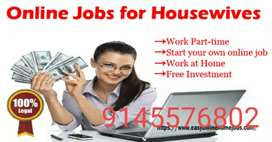 Work start any time, anywhere, non stop income of your choice.