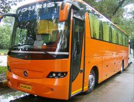 Mercedes Benz 41 Seater Ac Bus with Washroom