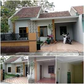 Dijual Rumah kampung Clasik modern, Lingkungan Aman & Nyaman.