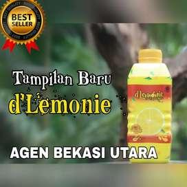 D'LEMONIE - Sari Lemon Murni BPOM
