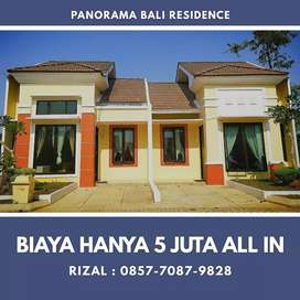 Panorama Bali Residence 5jt All in