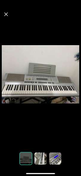 Keyboard Casio WK-210