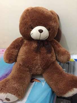 Boneka Bear Coklat Xtra Jumbo