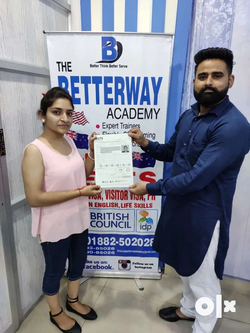 IELTS coaching in just RS 4000 per month