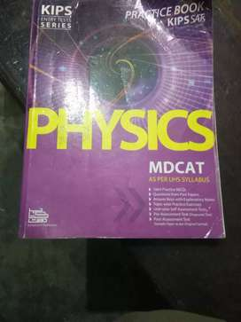 Kips physics MDCAT practic book