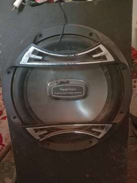 Car subwoofer Rock Mars Rs 6000