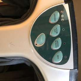 Leg massager from top brand Irest for sell
