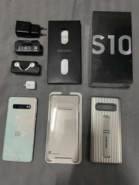 Samsung Galaxy S10 8/128GB Prism White Second Mulus