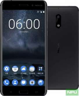In Best condition Nokia 6 3gb Ram 32 GB Rom 3000 mah battery