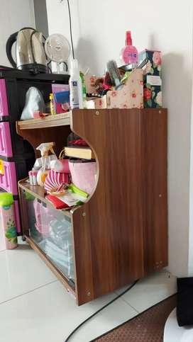 Rak TV kayu | Meja TV minimalis