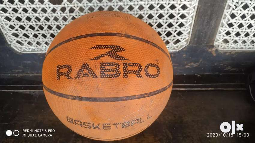 Urgent Sell!RABZO Basketball for sell Size -5 0
