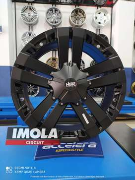 Pelek Ring 20 Mobil Fortuner Pajero HSR CLIF R20x9 Lobang 5x114,3