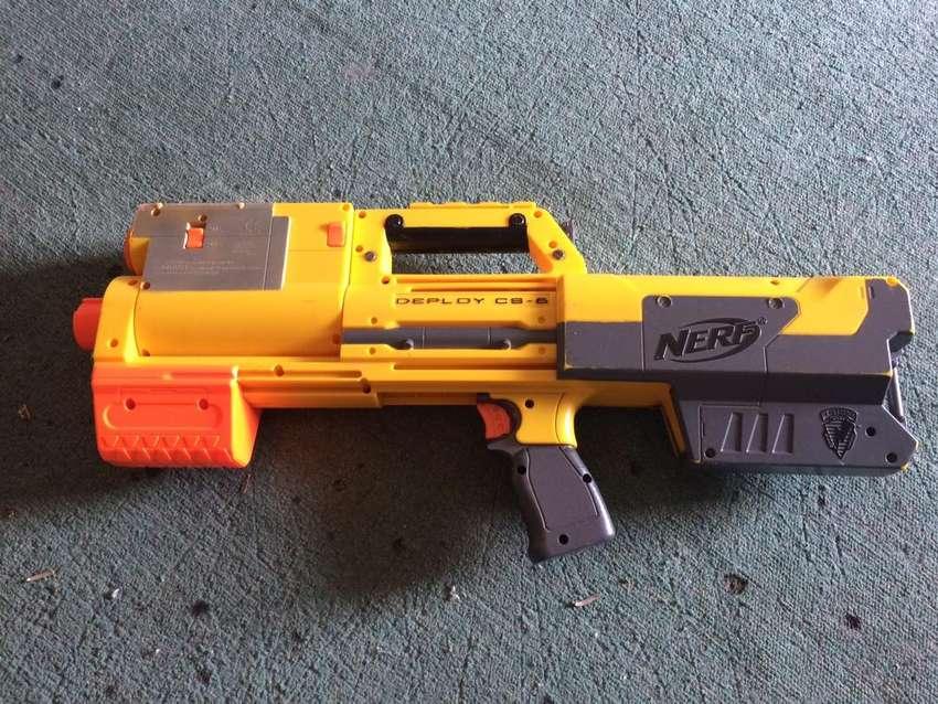 Nerf Deploy CS-6 0