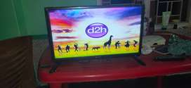 21 inch Micromax LED tv
