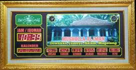 Produksi Jam Digital Masjid Termurah Area Jabar