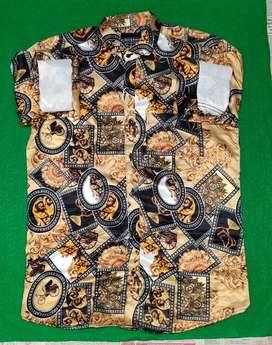 Men's Digital printed shirts