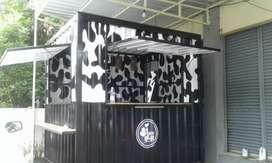 PROMO MURAH NEW NORMAL Booth Gerobak Container Custom Yogyakarta 66